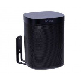 Vebos support mural Sonos One noir