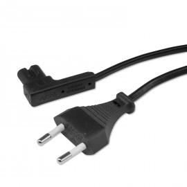 Câble électrique Sonos One noir 20cm