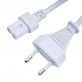 Câble électrique Sonos Sub blanc 25cm