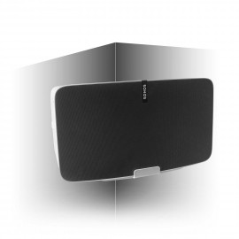 Vebos angle support mural Sonos Play 5 gen 2 blanc