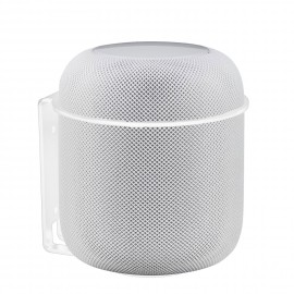 Vebos support mural Apple Homepod blanc