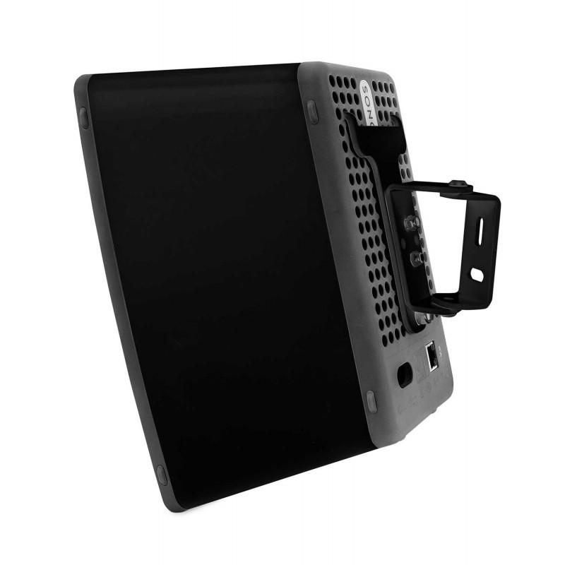 Vebos support mural Sonos Play 3 noir 15 degrés