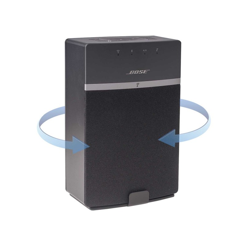 Vebos support mural Bose Soundtouch 10 tournant noir
